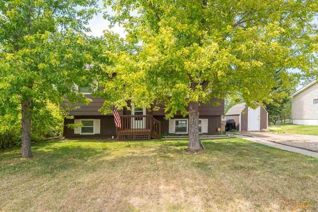 1225 Ennen Dr, Rapid City, SD 57703 (MLS #150664) :: Dupont Real Estate Inc.