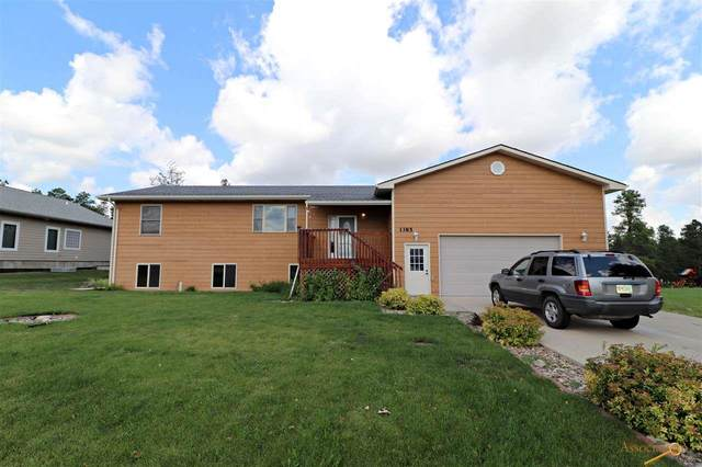 1385 Otter Rd, Sturgis, SD 57785 (MLS #150668) :: Heidrich Real Estate Team