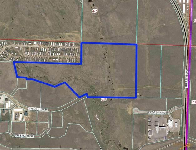 Lot 56 Cimarron Dr, Box Elder, SD 57719 (MLS #150672) :: Heidrich Real Estate Team