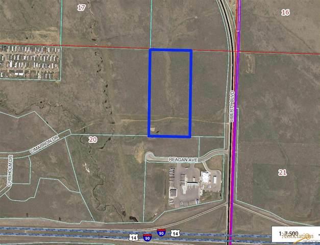 Lot 18 Cimarron Dr, Box Elder, SD 57719 (MLS #150673) :: Heidrich Real Estate Team