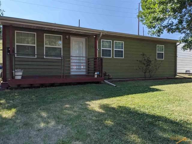 2410 Hoefer Ave, Rapid City, SD 57701 (MLS #150674) :: Heidrich Real Estate Team