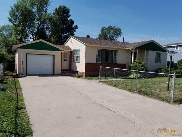 505 E Denver, Rapid City, SD 57701 (MLS #150675) :: Heidrich Real Estate Team