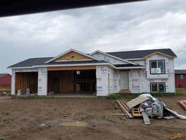 3682 Remington Rd, Rapid Valley, SD 57703 (MLS #150677) :: Heidrich Real Estate Team