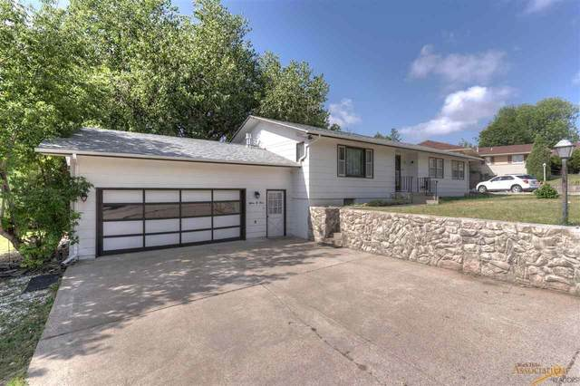 1503 Morningside Dr, Rapid City, SD 57701 (MLS #150685) :: Dupont Real Estate Inc.