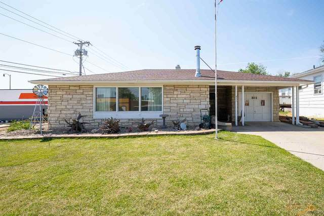 811 St Francis, Rapid City, SD 57701 (MLS #150690) :: Heidrich Real Estate Team