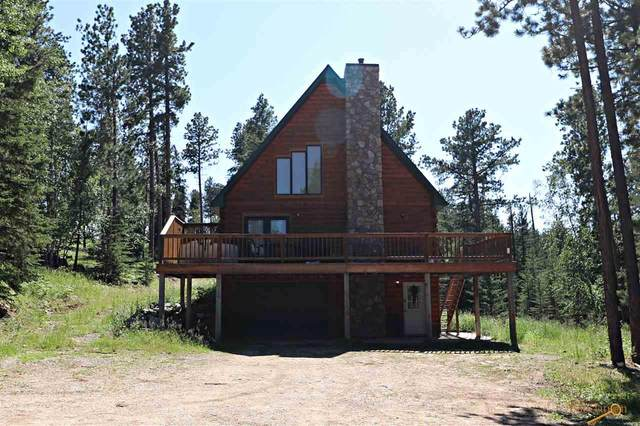 21403 Whitetail Dr, Lead, SD 57754 (MLS #150693) :: Dupont Real Estate Inc.