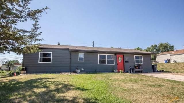 237 E Oakland, Rapid City, SD 57701 (MLS #150702) :: Heidrich Real Estate Team