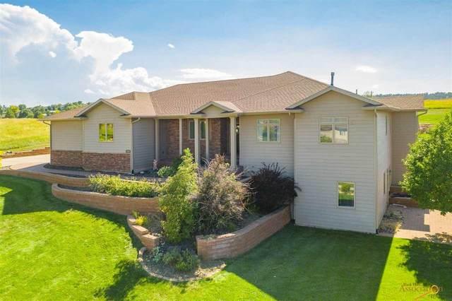 3509 Dunham Dr, Rapid City, SD 57702 (MLS #150705) :: Dupont Real Estate Inc.