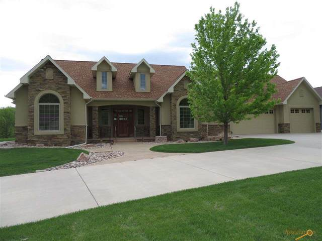 23784 Mulligan Mile, Rapid City, SD 57702 (MLS #150706) :: VIP Properties