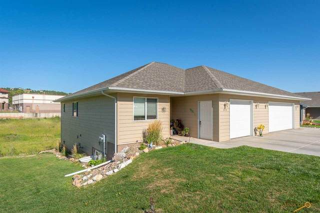 5715 Bendt Dr, Rapid City, SD 57702 (MLS #150711) :: Heidrich Real Estate Team