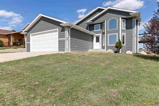 906 Copperfield Dr, Rapid City, SD 57703 (MLS #150713) :: Dupont Real Estate Inc.