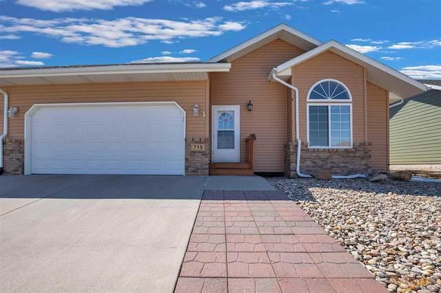 715 Earleen St, Rapid City, SD 57701 (MLS #150716) :: Heidrich Real Estate Team