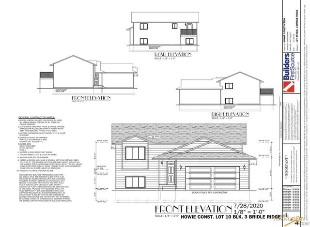 TBD Pommel Loop, Rapid City, SD 57701 (MLS #150718) :: Heidrich Real Estate Team