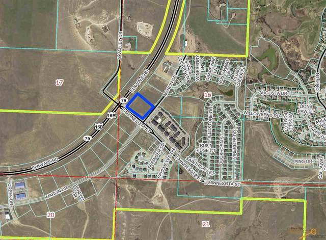 Lot 1 Elk Vale Rd, Rapid City, SD 57703 (MLS #150719) :: Heidrich Real Estate Team