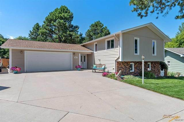 4815 Telemark Ct, Rapid City, SD 57702 (MLS #150720) :: Heidrich Real Estate Team