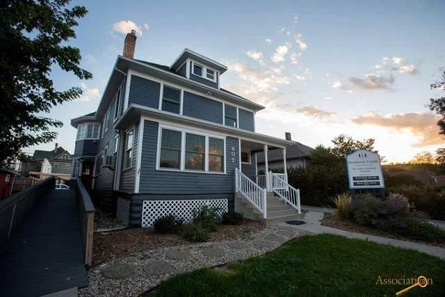 807 Columbus, Rapid City, SD 57701 (MLS #150738) :: Dupont Real Estate Inc.