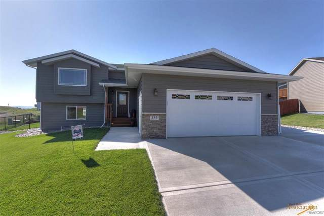 333 E Bengal Dr, Rapid City, SD 57701 (MLS #150739) :: Heidrich Real Estate Team