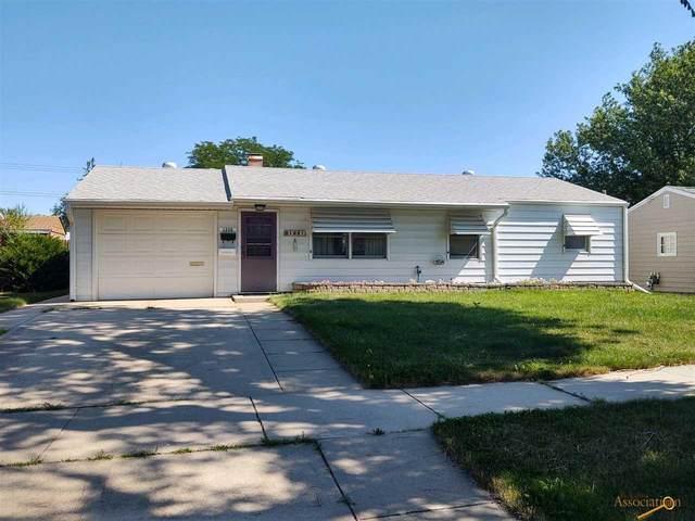 122 E Montana, Rapid City, SD 57701 (MLS #150743) :: Dupont Real Estate Inc.
