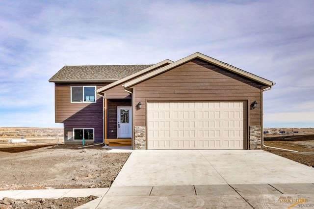 6430 Abelia St, Rapid City, SD 57703 (MLS #150749) :: Black Hills SD Realty