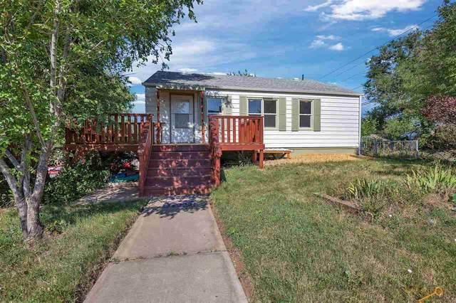 645 Halley Ave, Rapid City, SD 57701 (MLS #150754) :: Heidrich Real Estate Team