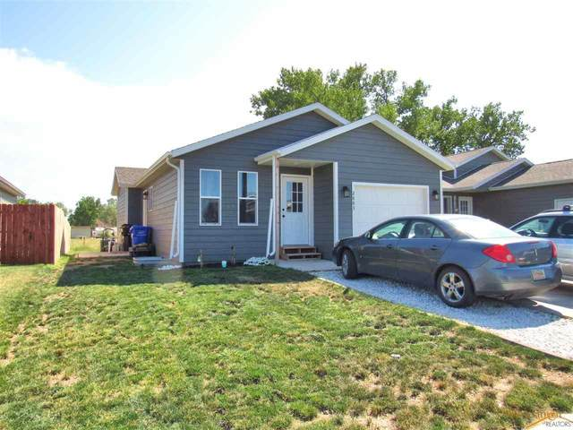 2883 Johnson Ranch Rd, Rapid City, SD 57703 (MLS #150756) :: Dupont Real Estate Inc.