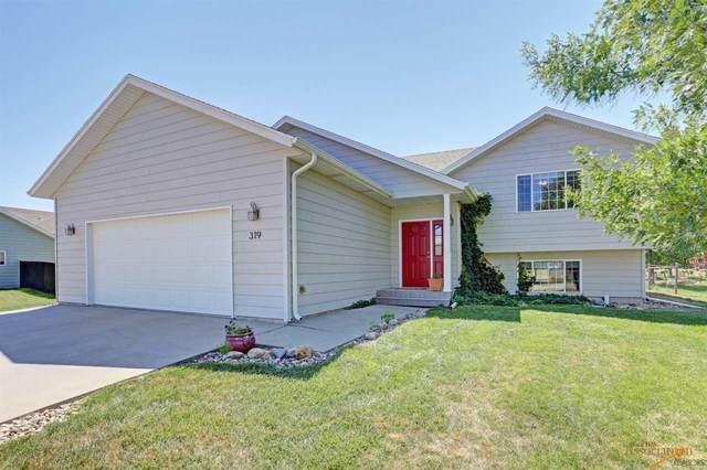 319 Freude Lane, Box Elder, SD 57719 (MLS #150761) :: VIP Properties