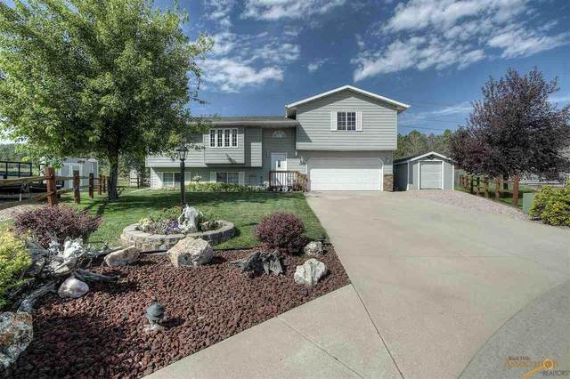 8487 Winchester Ct, Piedmont, SD 57769 (MLS #150762) :: Dupont Real Estate Inc.
