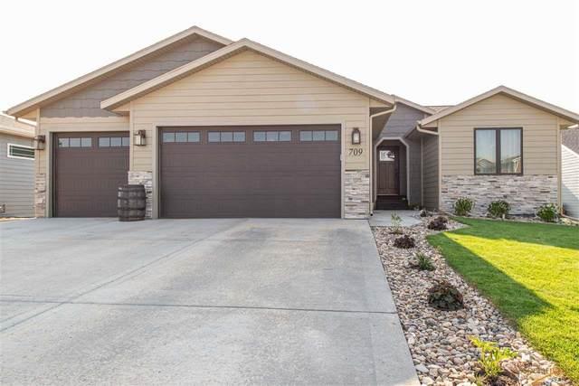 709 Haakon, Rapid City, SD 57703 (MLS #150773) :: Dupont Real Estate Inc.