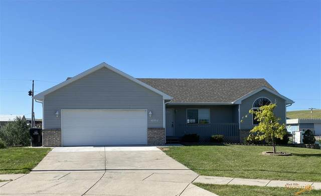 4303 Titan Dr, Rapid City, SD 57701 (MLS #150779) :: Heidrich Real Estate Team