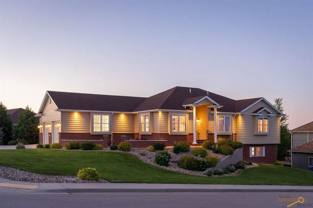 3814 City View Dr, Rapid City, SD 57701 (MLS #150781) :: Dupont Real Estate Inc.