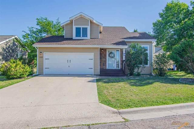 1209 Clover Ridge Ct, Rapid City, SD 57701 (MLS #150787) :: Dupont Real Estate Inc.