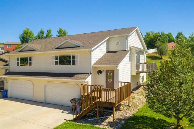 1826 Red Dale Dr, Rapid City, SD 57702 (MLS #150790) :: VIP Properties