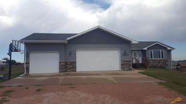 8800 Pine Valley Rd, Black Hawk, SD 57718 (MLS #150793) :: Dupont Real Estate Inc.