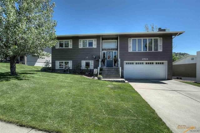 2514 Tomahawk Dr, Rapid City, SD 57702 (MLS #150795) :: VIP Properties