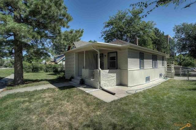1020 12TH, Rapid City, SD 57701 (MLS #150796) :: Heidrich Real Estate Team