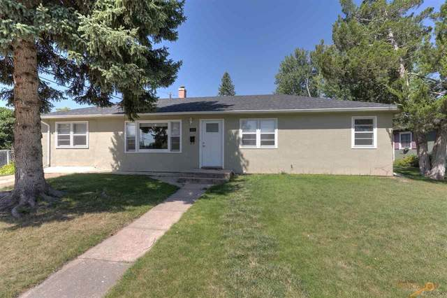 211 N 40TH, Rapid City, SD 57702 (MLS #150801) :: Dupont Real Estate Inc.