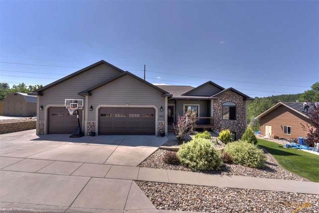 2941 Motherlode Dr, Rapid City, SD 57702 (MLS #150802) :: VIP Properties