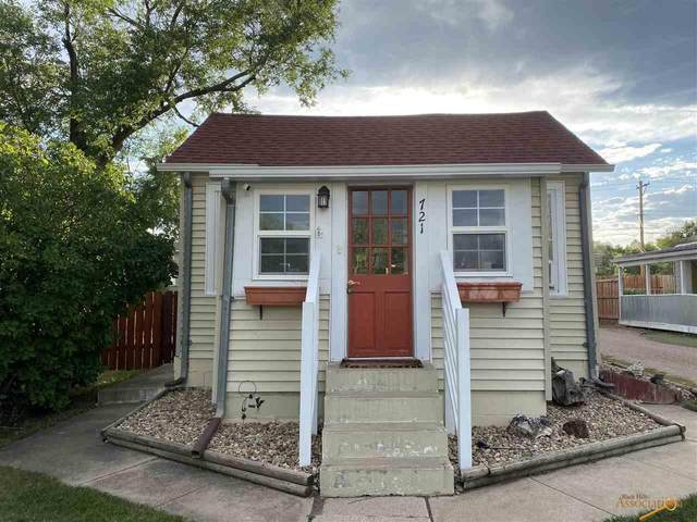 721 Allen Ave, Rapid City, SD 57701 (MLS #150815) :: VIP Properties