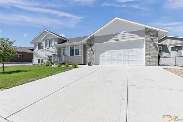 3028 Willowbend Rd, Rapid City, SD 57703 (MLS #150826) :: Dupont Real Estate Inc.