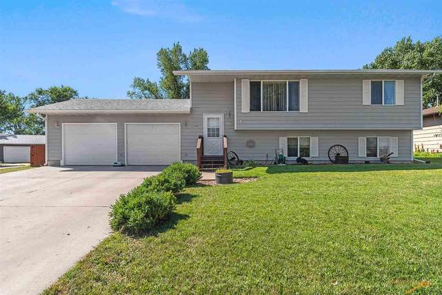 906 Yuma St, Belle Fourche, SD 57717 (MLS #150827) :: VIP Properties
