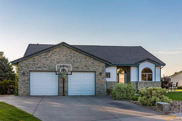 4320 Winged Foot Ct, Rapid City, SD 57701 (MLS #150828) :: Dupont Real Estate Inc.
