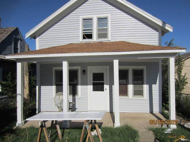 1212 5TH ST, Rapid City, SD 57701 (MLS #150836) :: Christians Team Real Estate, Inc.