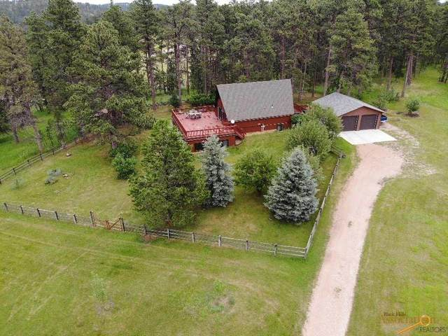 5607 Pioneer Circle, Rapid City, SD 57702 (MLS #150838) :: Dupont Real Estate Inc.