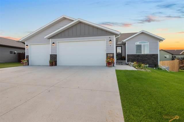 4521 Duckhorn St, Rapid City, SD 57703 (MLS #150845) :: Dupont Real Estate Inc.