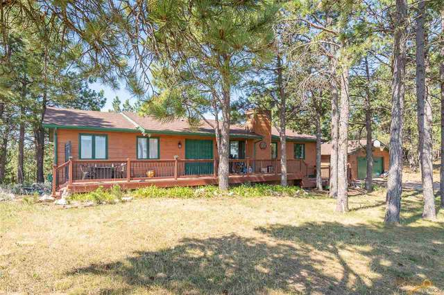 11809 Eastridge Hills Rd, Black Hawk, SD 57718 (MLS #150857) :: Daneen Jacquot Kulmala & Steve Kulmala
