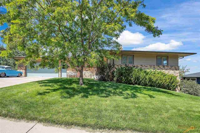 2409 Buena Vista Dr, Rapid City, SD 57702 (MLS #150862) :: Dupont Real Estate Inc.