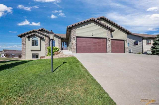 4161 Augusta Dr, Rapid City, SD 57703 (MLS #150875) :: Dupont Real Estate Inc.