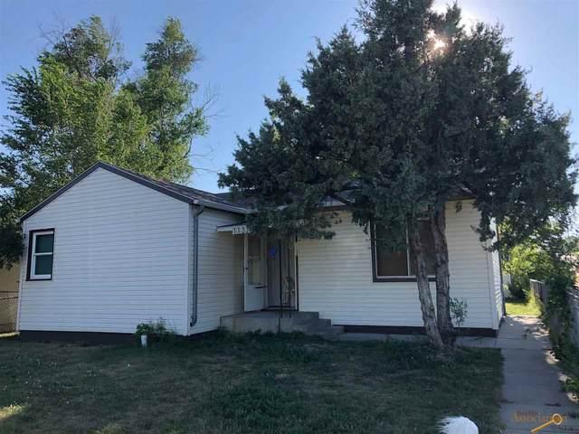 1133 Willsie Ave, Rapid City, SD 57701 (MLS #150880) :: Heidrich Real Estate Team