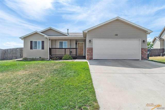 4827 South Pointe Dr, Rapid City, SD 57701 (MLS #150888) :: Dupont Real Estate Inc.