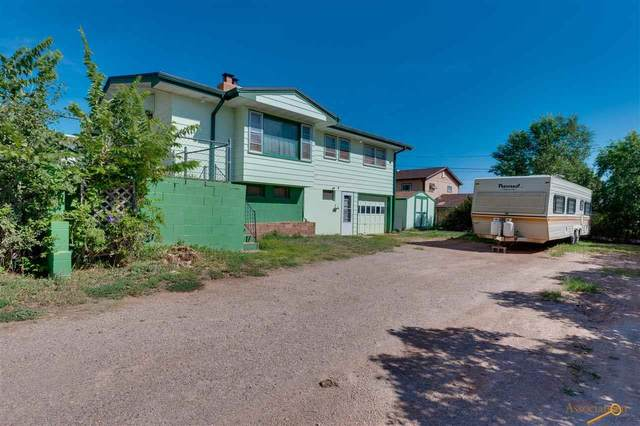 1912 Monte Vista Dr, Rapid City, SD 57702 (MLS #150894) :: Heidrich Real Estate Team